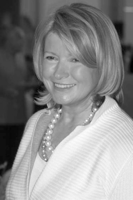 Martha Stewart is often called the diva of domesticity for restoring the dignity of household tasks. Her books, magazines, TV shows, and videos give full instructions and beautiful photographs on how to keep house and entertain.