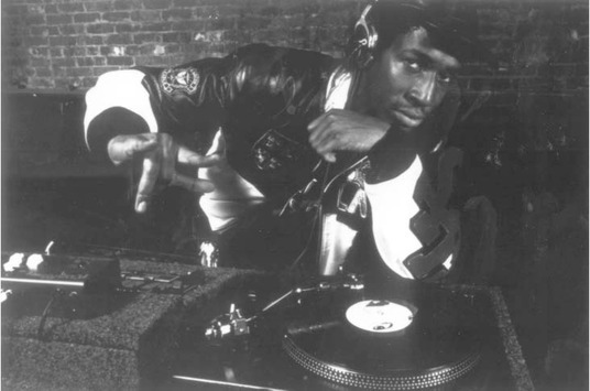 Grandmaster Flash is a disc jockey whose turntable technique changed the way music is created and paved the way for rap and hip hop.