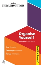 Organise Yourself, ed. 3, v.