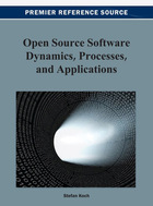 Open Source Software Dynamics, Processes, and Applications, ed. , v.