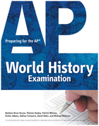 Preparing for the AP World History Examination, ed. , v.