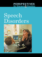 Speech Disorders, ed. , v.