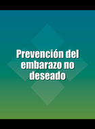Prevención del embarazo no deseado