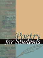 Poetry for Students, ed. , v. 27