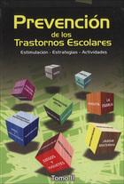 Prevención de los trastornos escolares, ed. , v.