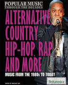 Alternative, Country, Hip-Hop, Rap, and More, ed. , v.