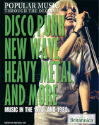 Disco, Punk, New Wave, Heavy Metal, and More, ed. , v.