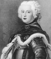 Frederick the Great of Prussia (Corbis-Bettmann)