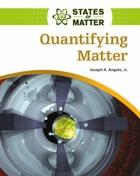 Quantifying Matter, ed. , v.