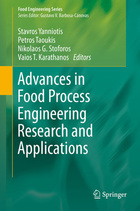 Advances in Food Process Engineering Research and Applications, ed. , v.