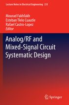 Analog/RF and Mixed-Signal Circuit Systematic Design, ed. , v.