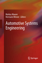 Automotive Systems Engineering, ed. , v.