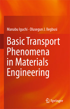 Basic Transport Phenomena in Materials Engineering