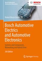 Bosch Automotive Electrics and Automotive Electronics, ed. 5, v.