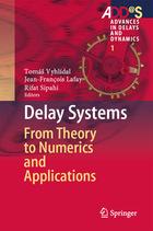 Delay Systems, ed. , v.
