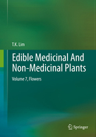 Edible Medicinal And Non-Medicinal Plants, ed. , v. 7