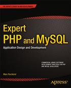 Expert PHP and MySQL, ed. , v.