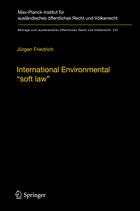International Environmental 'soft law', ed. , v.