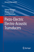 Piezo-Electric Electro-Acoustic Transducers