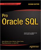Pro Oracle SQL, ed. 2, v.