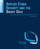 Applied Cyber Security and the Smart Grid, ed. , v.