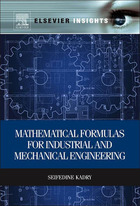 Mathematical Formulas for Industrial and Mechanical Engineering, ed. , v.