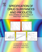 Specification of Drug Substances and Products, ed. , v.