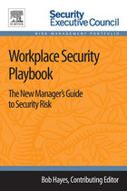 Workplace Security Playbook, ed. , v.