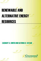 Renewable and Alternative Energy Resources, ed. , v.