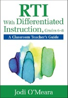 RTI With Differentiated Instruction, Grades 6-8, ed. , v.