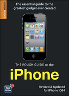 The Rough Guide to the iPhone, ed. 3, v.