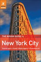 The Rough Guide to New York City, ed. 12, v.