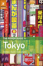 The Rough Guide to Tokyo, ed. 5, v.