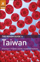 The Rough Guide to Taiwan, ed. 2, v.
