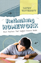 Rethinking Homework, ed. , v.