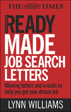 Readymade Job Search Letters, ed. 4 Cover
