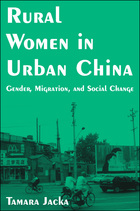 Rural Women in Urban China, ed. , v.