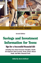 Savings and Investment Information For Teens, ed. 2, v.