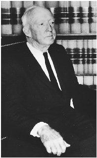 Associate Justice Hugo Lafayette Black. Courtesy of the Supreme Court of the United States.