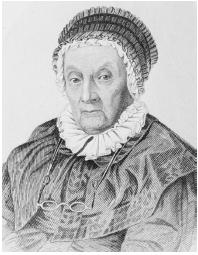 Caroline Herschel. (The Library of Congress. Reproduced by permission.)