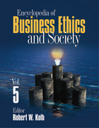 Encyclopedia of Business Ethics and Society, ed. , v.