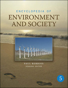 Encyclopedia of Environment and Society, ed. , v.