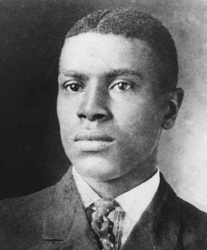 Oscar Micheaux. EVERETT COLLECTION. REPRODUCED BY PERMISSION.
