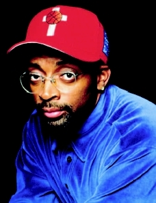 Spike Lee. EVERETT COLLECTION. REPRODUCED BY PERMISSION.