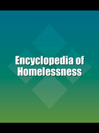 Encyclopedia of Homelessness, ed. , v.