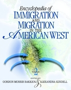 Encyclopedia of Immigration and Migration in the American West, ed. , v.