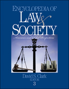 Encyclopedia of Law and Society, ed. , v.