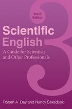 Scientific English, ed. 3, v.