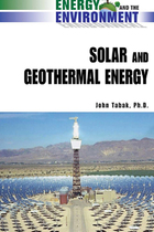 Solar and Geothermal Energy, ed. , v.