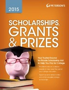 Peterson's Scholarships, Grants & Prizes 2015